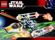 Set 7658 - Star Wars: Y-Wing Fighter- Nieuw