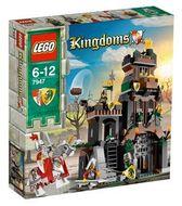 Set 7947 - Kastelen/Ridders: Prison Tower Rescue- Nieuw
