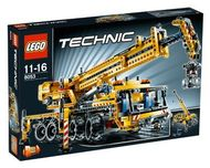 Set 8053 - Construction: Mobile Crane- Nieuw