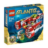 Set 8060 - Atlantis: Typhoon Turbo Sub- Nieuw