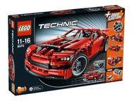 Set 8070 - Technic: Supercar- Nieuw