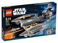 Set 8095 - Star Wars: General Grievous'Starfighter- Nieuw