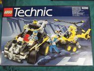 Set 8286 - Technic: 3-in-1 Car- Nieuw