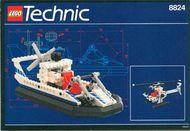 Set 8824 - Technic: Hovercraft- Nieuw