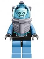 sh049 Mr. Freeze, middenblauw NIEUW *0M0000