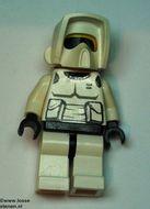 sw005G Star Wars:Scout Trooper gebruikt *0M0000