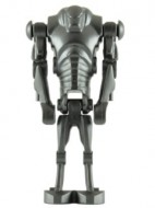 sw0092G Star Wars:Super Battle Droid gebruikt *0M0000