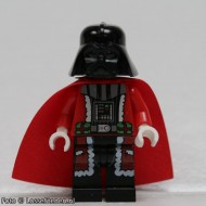 sw599 Star Wars:Santa Darth Vader NIEUW loc