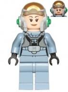 sw743 Star Wars: A-Wing pilot NIEUW loc