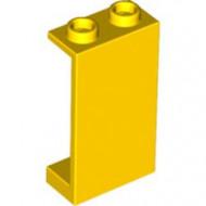 2362-3G Paneel 1x2x3 (zie ook 87544) geel gebruikt *0D0000
