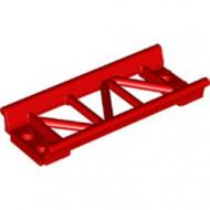 26022-5 Baan rollercoaster recht rood NIEUW *