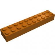 3006-68G Steen 2x10 oranje, donker NIEUW *5K0000