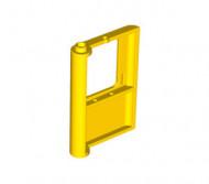 4182-3G Trein, Deur 1x4x5 rechts geel gebruikt *1D0000