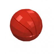 43702-5G Basketbal zonder opdruk rood gebruikt *0D001