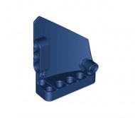 64394-63 Technic, Sierpaneel # 13 Groot kort glad Side A blauw, donker NIEUW *
