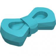 92355d-156 Friends strik met hartje blauw, middenazuur NIEUW *0D0000