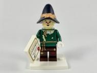 coltlm2-18 Scarecrow met certificaat en standaard NIEUW *0M0000