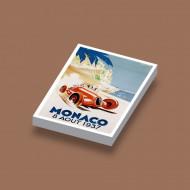 CUS3073 GP Monaco 1937 wit NIEUW *0A000