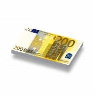 CUSE8165 Tegel 1x2 200 Euro wit *0A000