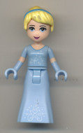 dp003 Disney Prinsess- Cinderella NIEUW *0M0000