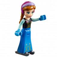 dp036 Disney Prinsess- Anna- Schaatsen, geen cape NIEUW *0M0000