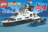 INS6483-G 6483 BOUWBESCHRIJVING- Coastal Patrol gebruikt *LOC M2