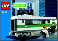 Set 10198 BOUWBESCHRIJVING- Cargo Train NIEUW loc
