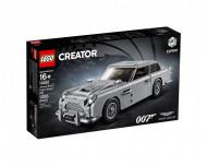 Set 10262-GB James Bond Aston Martin DB5 gebruikt deels gebouwd *1B003