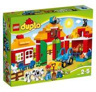 Set 10525 - DUPLO: Grote boerderij- Nieuw