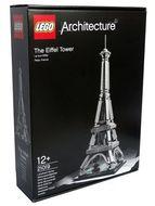 Set 21019 - Architecture: Eiffeltoren- Nieuw