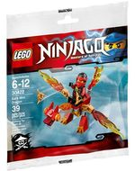 Set 30422 - Ninjago: Kai's Mini Dragon (polybag)- Nieuw