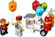 Set 40108 - Creator: Ballon Cart polybag- Nieuw