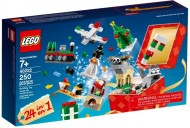Set 40222 - Holiday: Holiday Count Down set 2016- Nieuw