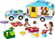 Set 41034-G - Friends: Summer Caravan D/H/97%- gebruikt