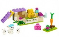 Set 41087-G - Friends: Bunny&Babies D/H/97%- gebruikt