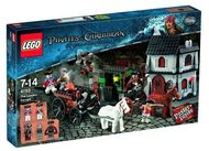 Set 4193 - Pirates of the Caribbean: The London Escape- Nieuw