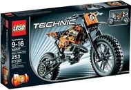 Set 42007 Technic Motor Cross Bike-Nieuw
