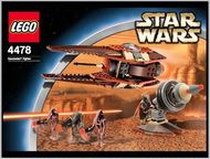 Set 4478 - Star Wars: Geonosian Fighter- Nieuw