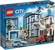 Set 60141 - Town: Politiekantoor- Nieuw