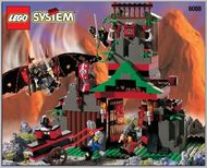 Set 6088 - Ninja: Robber's Retreat- Nieuw