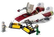 Set 6207 - Star Wars: A-Wing Fighter- Nieuw