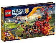 Set 70316 - Nexo Knights: Jestro's Evil Mobile- Nieuw