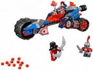 Set 70319-G - Nexo knights: Macy's Thunder Race geen doos I/97%- gebruikt