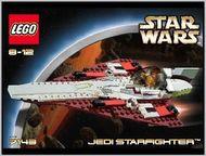 Set 7143 - Star Wars: Jedi Starfighter- Nieuw