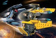 Set 7256 - Star Wars: Jedi Starfighter & Vulture Droid- Nieuw
