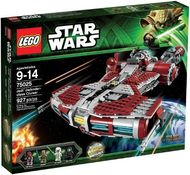 Set 75025 - Star Wars: Jedi Defender-class Cruiser- Nieuw