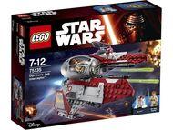 Set 75135 - Star Wars: Obi-Wan's Jedi Interceptor- Nieuw