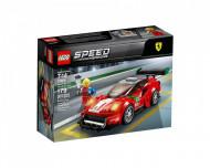 Set 75886-GB Ferrari GT3 Scuderia Corsa gebruikt deels gebouwd *B036
