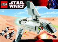 Set 7659 - Star Wars: Imperial Landing Craft- Nieuw