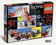 Set 8055 Technic Universal Building Set-Nieuw